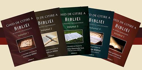 Ghid de citire a Bibliei