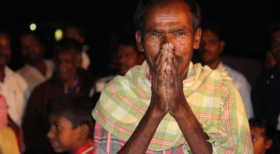 Persecutie India