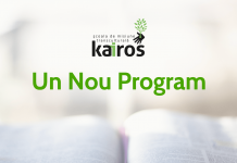 SMK - Un nou program